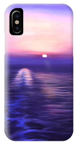 Starboard View IPhone Case