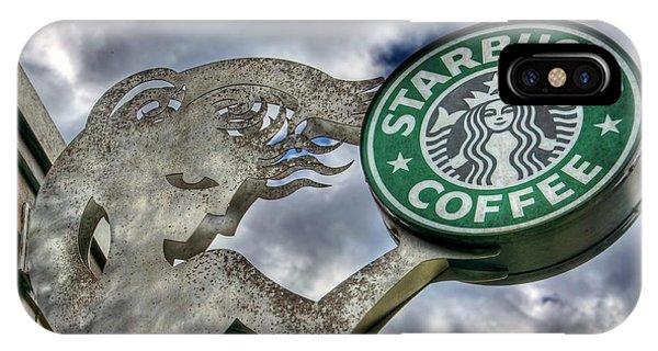 Starbucks Coffee IPhone Case