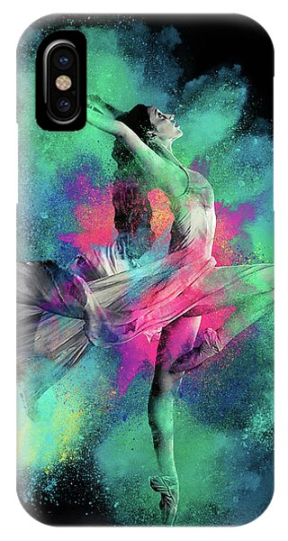 Stardust Dancer IPhone Case
