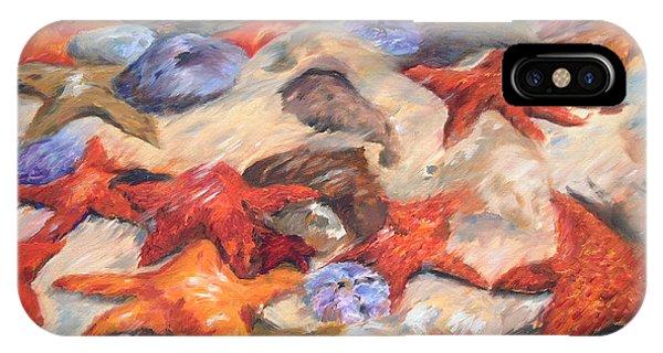 Starfish IPhone Case