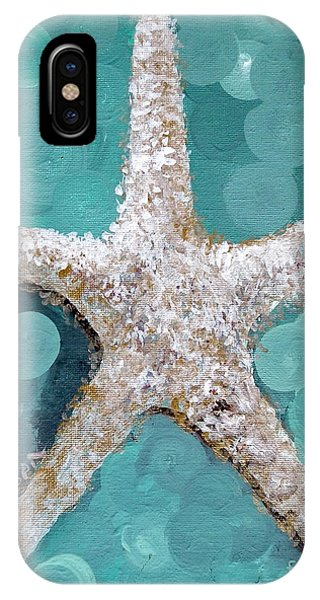 Starfish Goldie IPhone Case