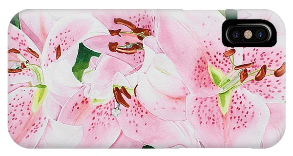 Stargazers Number 3 IPhone Case