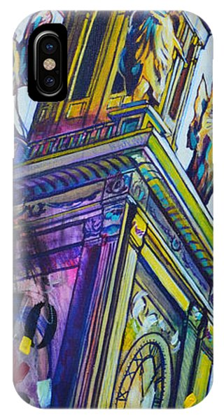 Courthouse iPhone Case - Stark County Ohio Courthouse by Christopher Triner