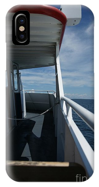 IPhone Case featuring the photograph Starline 3 by Linda Shafer