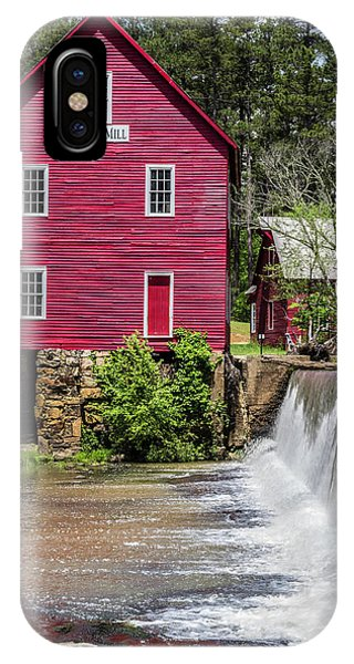 Starr's Mill 1 IPhone Case