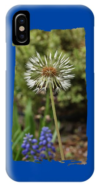 Starry Dandelion IPhone Case