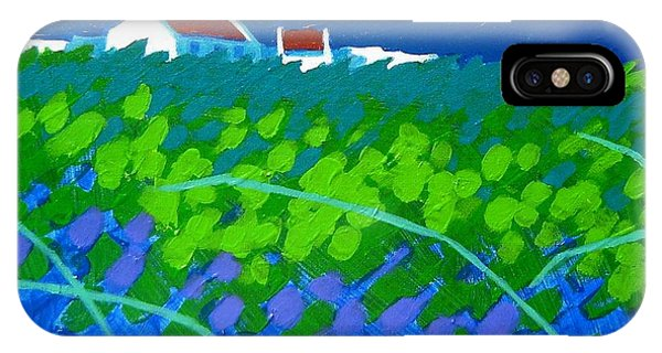 French Artist iPhone Case - Starry Night In Wicklow by John  Nolan
