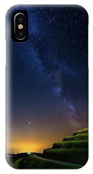 Starry Sky Above Me IPhone Case