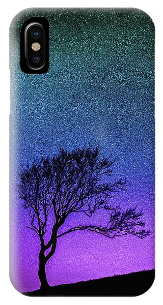 Simple iPhone Case - Starry Starry Night by Susan Maxwell Schmidt