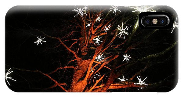 Stars In The Tree IPhone Case