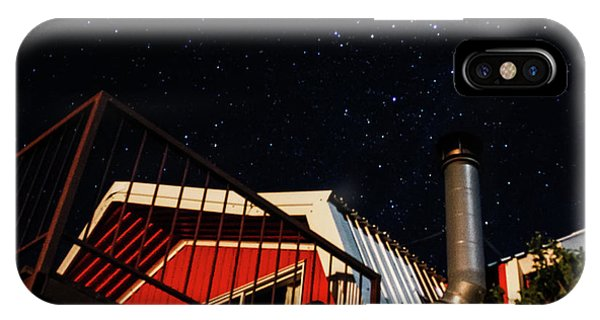 Stars Over Gila Cottage IPhone Case