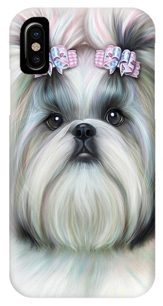 Stassi The Tzu IPhone Case