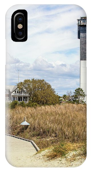 Station 18 On Sullivan's Island, Sc IPhone Case