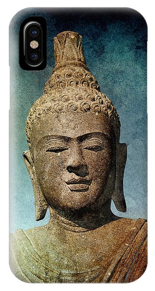 Statue 3 IPhone Case