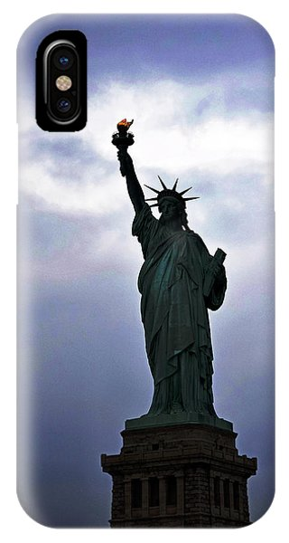 Statue Of Liberty May 2016 IPhone Case