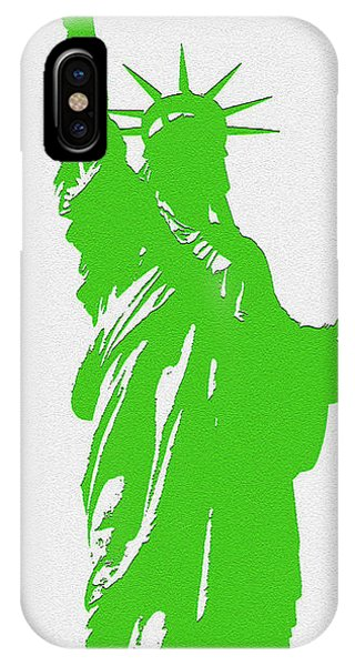 Statue Of Liberty No. 9-1 IPhone Case