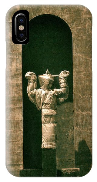 Statues Individual #1 IPhone Case