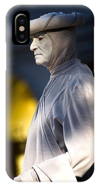 Statuesque IPhone Case