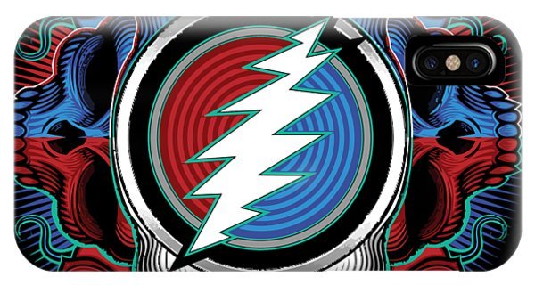 The iPhone Case - Steal Your Face - Ilustration by The Bear
