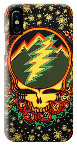 Fare iPhone Case - Steal Your Face Special Edition by The Steal