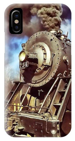 Steam Engine IPhone Case