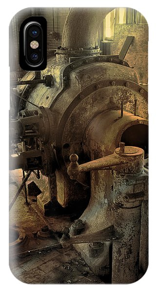 Steam Engine No 4 IPhone Case