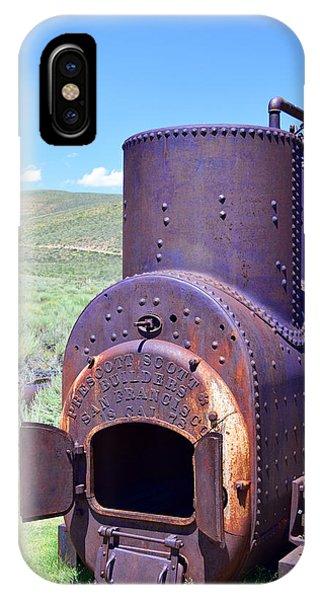 Steam Generator IPhone Case