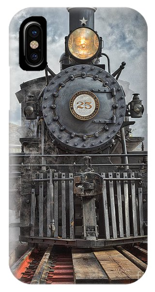 Steam Locomotive IPhone Case