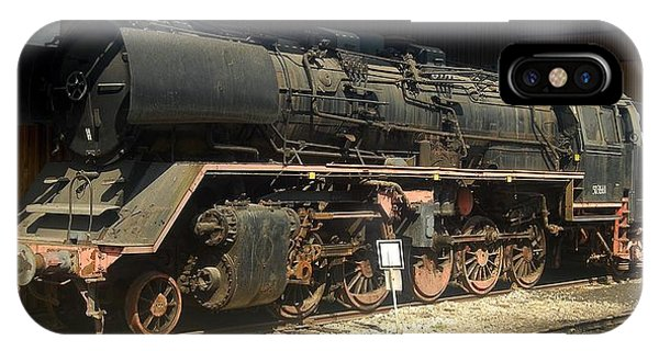 Steam Train  IPhone Case