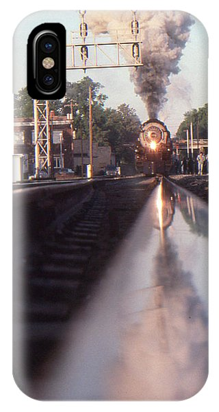 Steaming Up IPhone Case