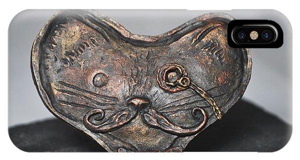 Steampunk Cat  IPhone Case