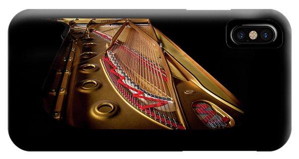 Steinway Guts IPhone Case