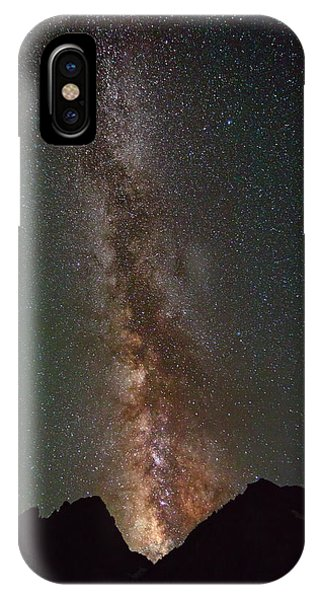 Sierra Nevada iPhone Case - Stellar Eruption by Brian Knott Photography