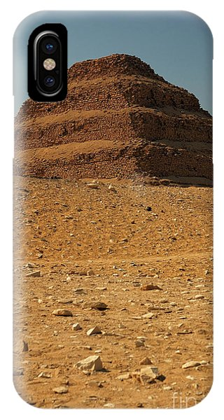 Step Pyramid IPhone Case
