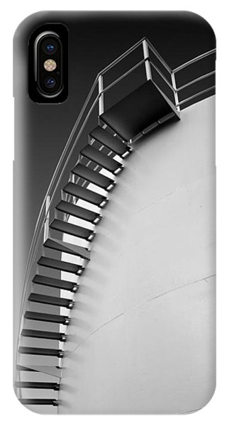 Stepping Up IPhone Case