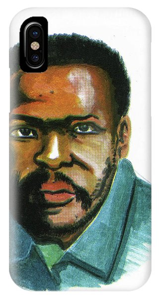 Steve Biko IPhone Case