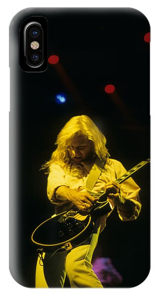 Steve Clark IPhone Case