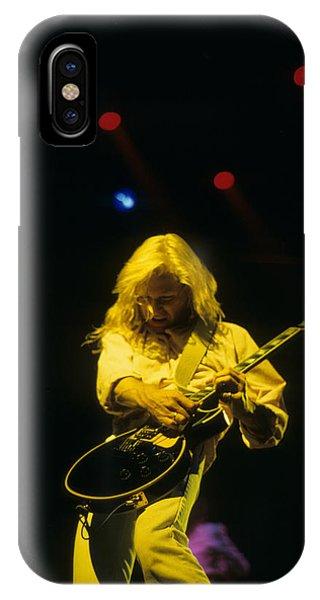 Steve Clark IPhone Case