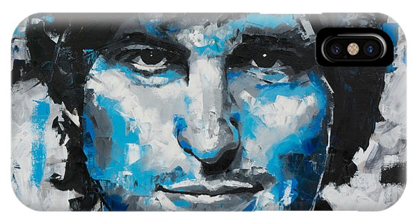Different iPhone Case - Steve Jobs II by Richard Day