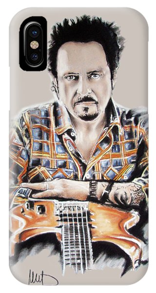 Steve Lukather IPhone Case