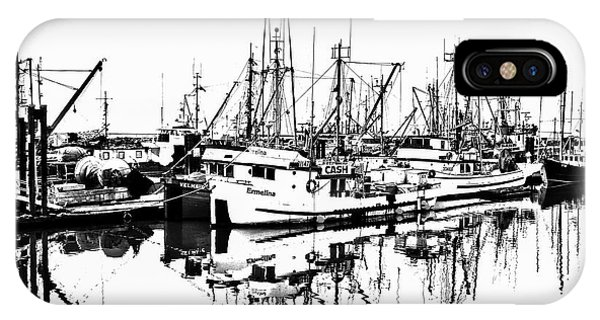iPhone Case - Steveston Harbor by Bill Linn