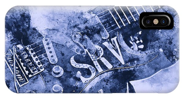 Stevie Ray Vaughan - 04 IPhone Case