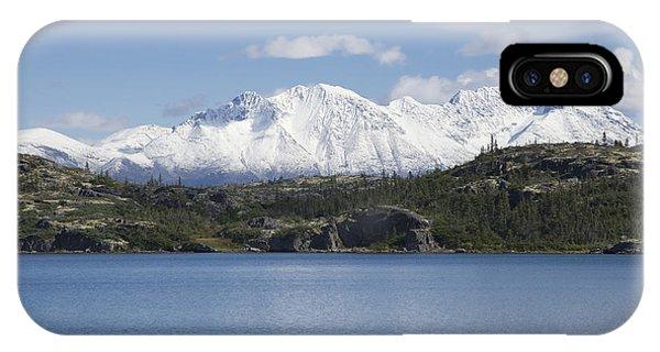 Stikine Mountains 7 IPhone Case