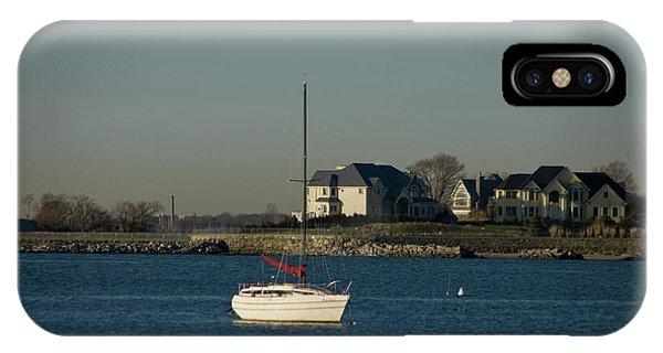 Still Boat IPhone Case