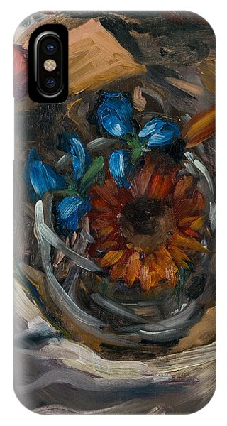 Still Life Abstract IPhone Case