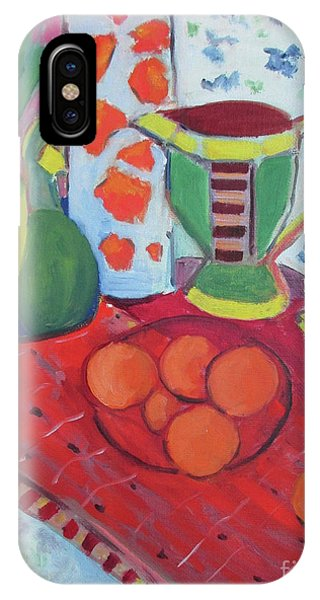 iPhone Case - Still Life After Matisse by Liberty Dickinson
