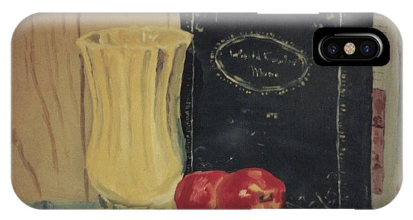 Still Life In College IPhone Case