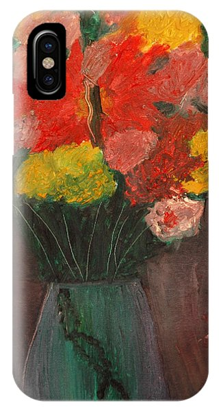 Flowers Still Life IPhone Case