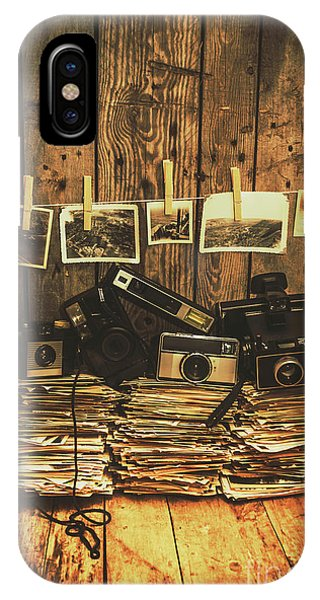 Camera iPhone Case - Still Life Nostalgia by Jorgo Photography - Wall Art Gallery