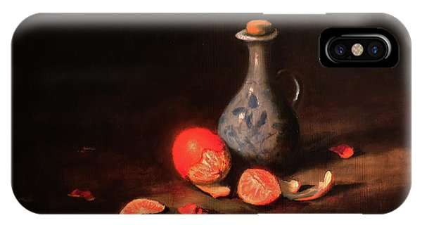 Still Life With A Little Dutch Jug IPhone Case